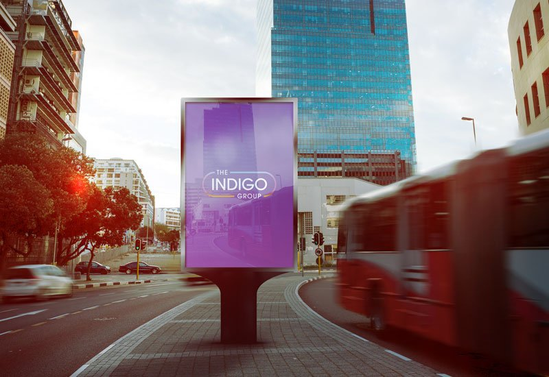 Indigo Group Branding