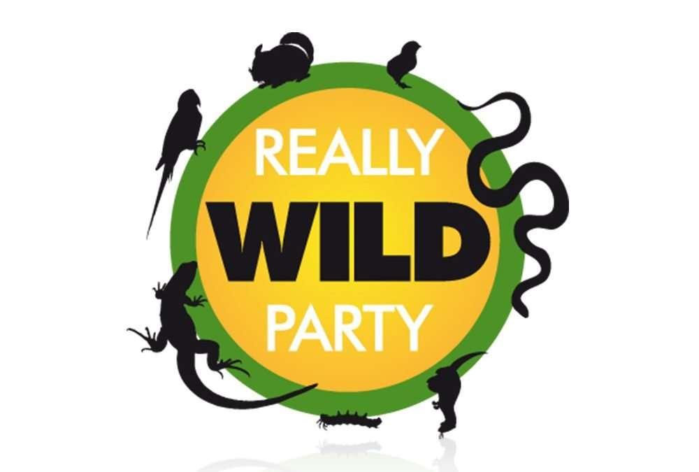 Really Wild Party Identity