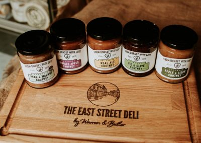 East Street Deli Cheeseboard