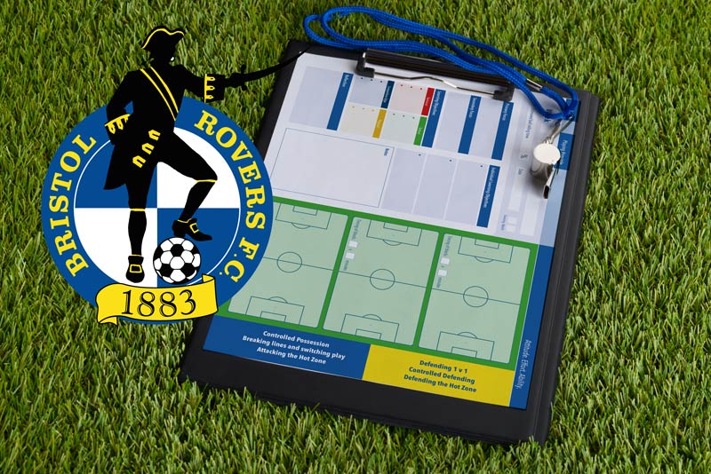 Bristol Rovers Coaching Materials