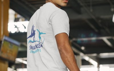 Swansea Gymnastics Re-brand