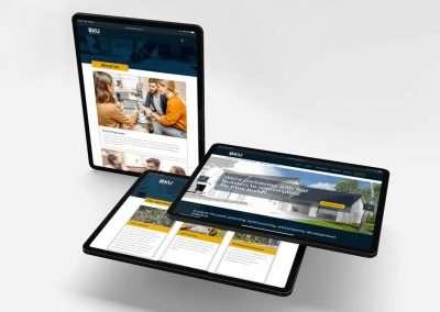 BXU Properties iPad