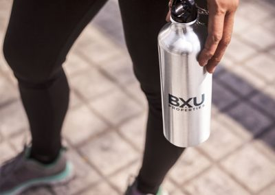 BXU Properties Water Bottle
