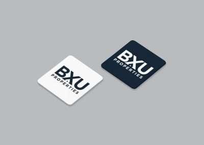 BXU Properties Coasters