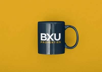 BXU Properties Mug